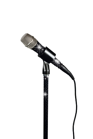 Black Sensation Corded Stand Sleeve and Mic Sleeve Combo
