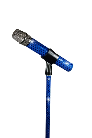 Blue Sensation Wireless Stand Sleeve and Mic Sleeve Combo