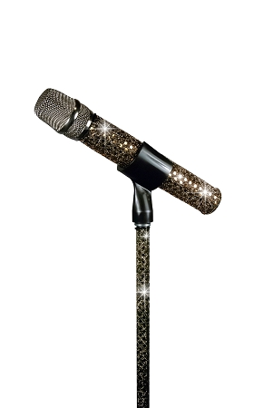 Gold Sensation Wireless Stand Sleeve and Mic Sleeve Combo