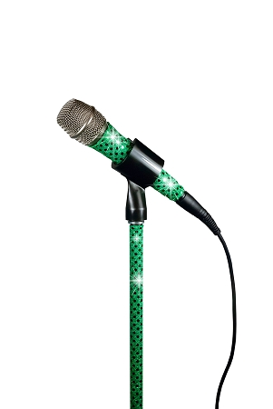 Green Sensation Corded Stand Sleeve and Mic Sleeve Combo