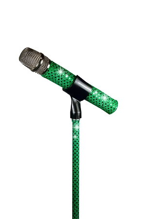 Green Sensation Wireless Stand Sleeve and Mic Sleeve Combo