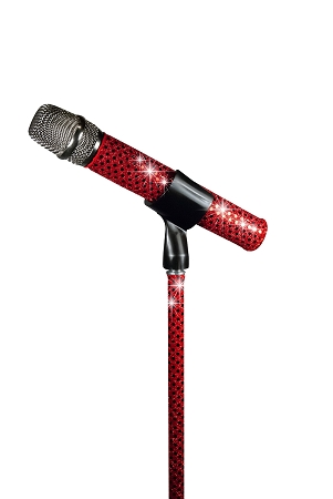Red Sensation Wireless Stand Sleeve and Mic Sleeve Combo