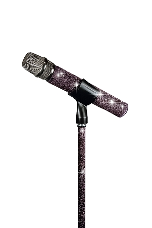 Rose Gold Sensation Wireless Stand Sleeve and Mic Sleeve Combo