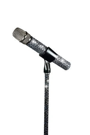 Silver Sensation Wireless Stand Sleeve and Mic Sleeve Combo